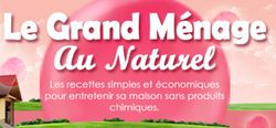 Le grand ménage au naturel